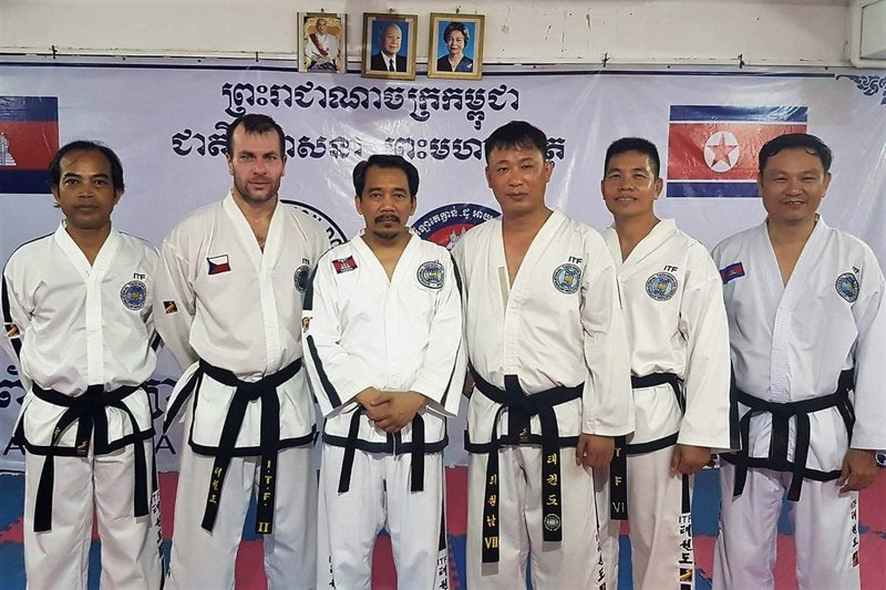 Phnom Penh Taekwon-do School