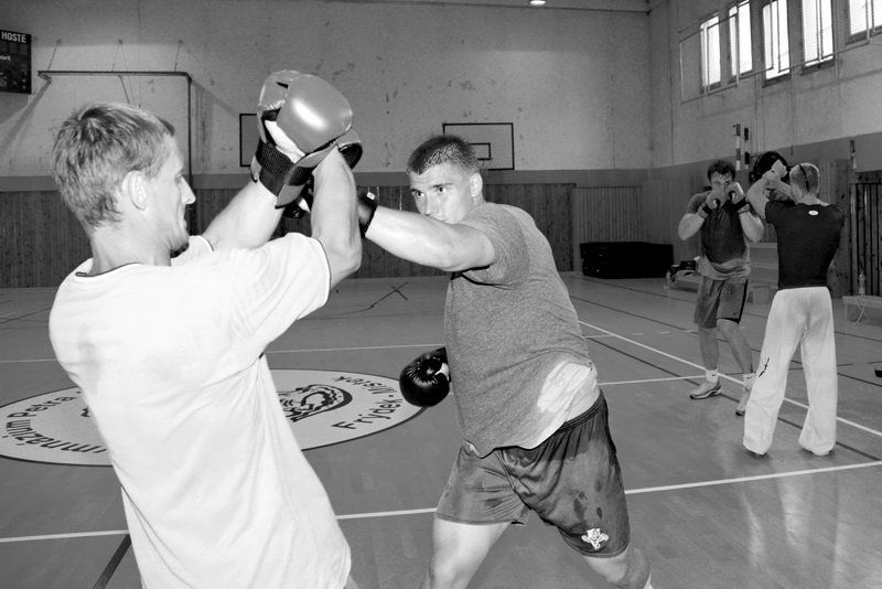 Rostislav Olesz boxing