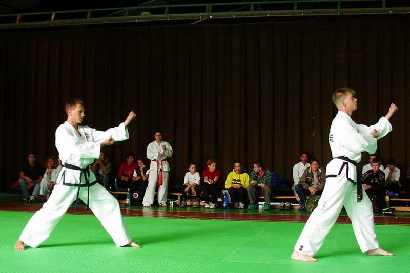 Patterns against Jan Jursa, regional competition 2002, Czechia
