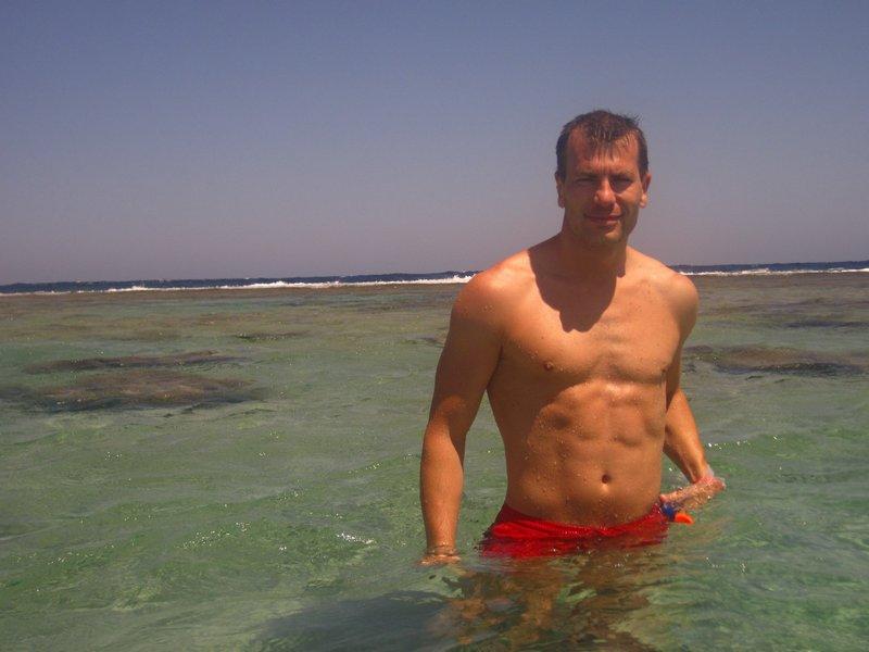 Michal Košátko in Egypt