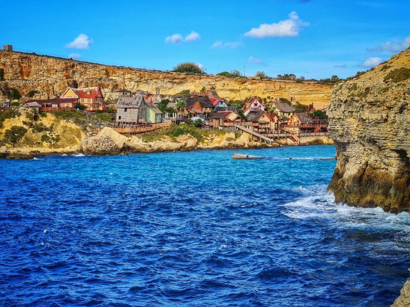 Poppey Village, Malta