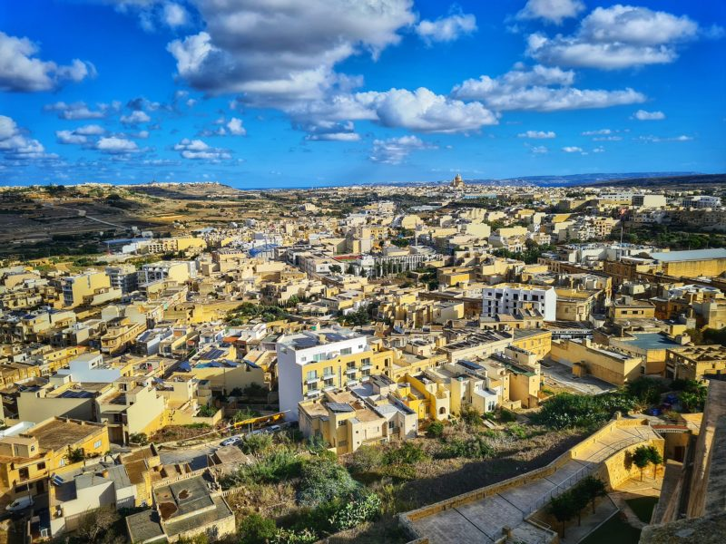 Victoria, Gozo Island, Malta