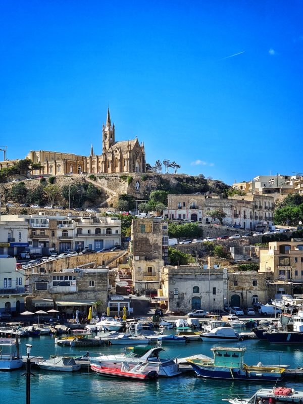 Mgarr, Gozo Island, Malta
