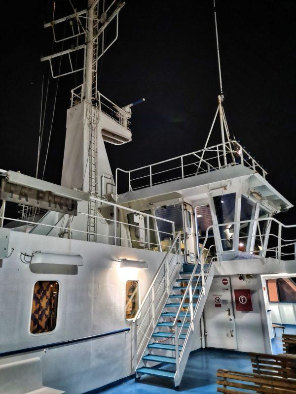Ferry to Gozo Island, Malta