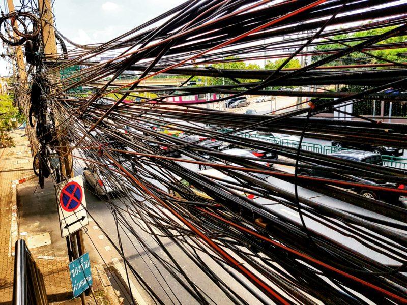 Electrician wanted, Bangkok, Thailand