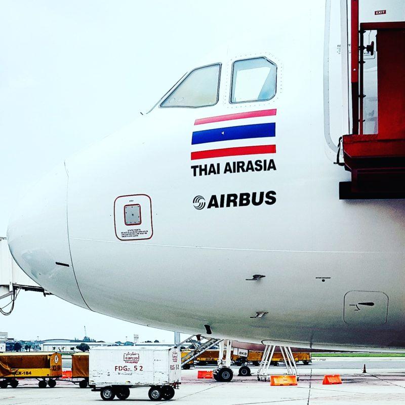 Airbus forever, Thailand